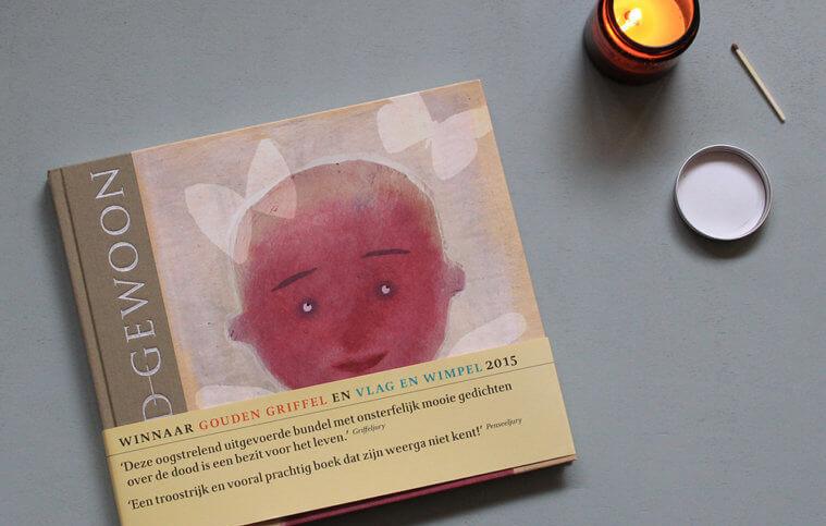 Uitvaart tips voorlezen uit een kinderboek over de dood en sterfelijkheid. Dood Gewoon - Buitengewoonafscheid