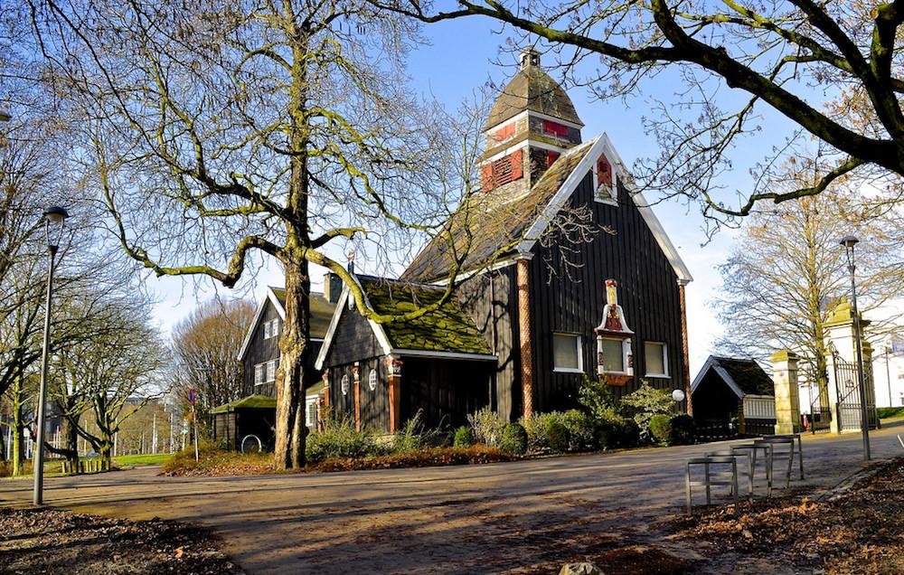Noorse Zeemanskerk uitvaartlocatie in Rotterdam - Buitengewoonafscheid