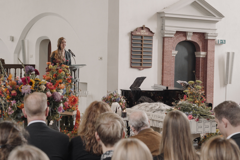 Begrafenisondernemer Voorburg - Karen Admiraal